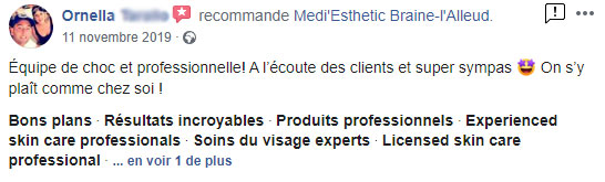 mediesthetic_commentaire_facebook